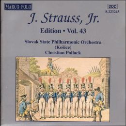 J. Strauss, Jr. Edition, Vol. 43