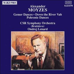 Moyzes: Dances from Gemer, Op. 51