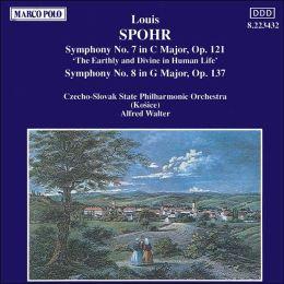 Spohr: Symphony Nos.7 & 8