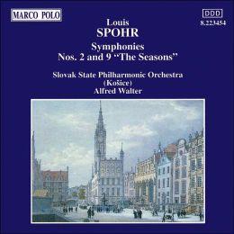 Spohr: Symphonies Nos. 2 & 9