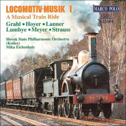 Locomotiv-Musik 1: A Musical Train Ride