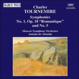 Tournemire: Symphonies No. 1