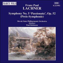 Lachner: Symphony No.5