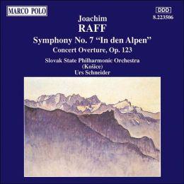 Raff: Symphony No. 7