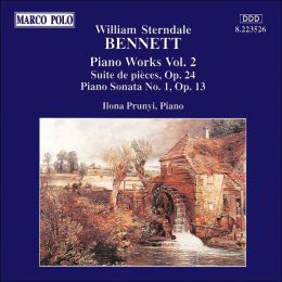 William Sterndale Bennett: Piano Works, Vol.2