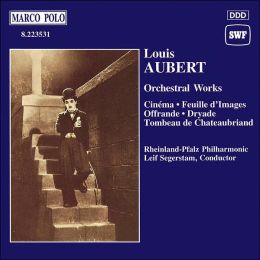 Aubert: Orchestral Works