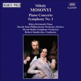 Mosonyi: Piano Concerto; Symphony No.1