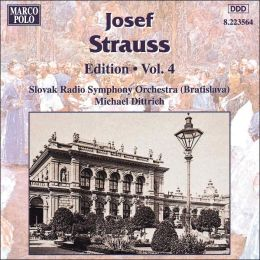 Strauss: Edition, Volume 4