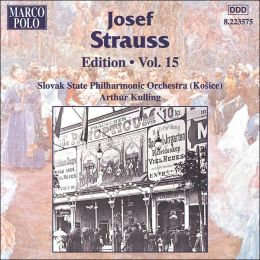 The Strauss Edition, Vol. 15
