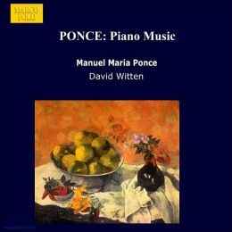 Ponce: Piano Music