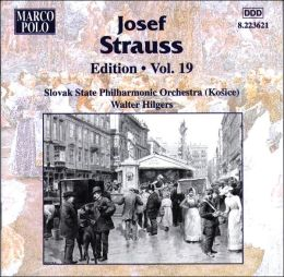 Josef Strauss Edition, Vol. 19