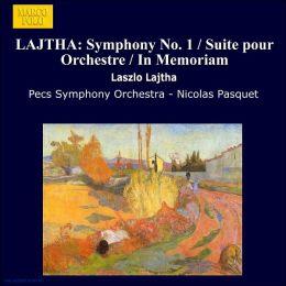 László Lajtha: Orchestral Works Volume 4