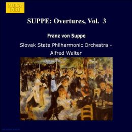 Suppé: Overtures, Vol. 3