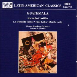 Ricardo Castillo: Guatemala
