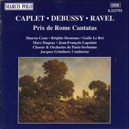 Prix de Rome Cantatas