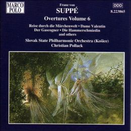 Suppé: Overtures, Vol. 6