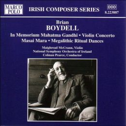 Boydell:Orchestral Music