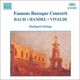 Famous Baroque Concerti