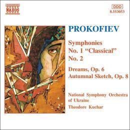 Prokofiev: Symphonies No. 1