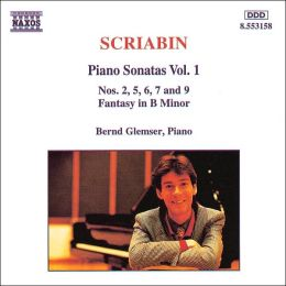 Scriabin: Piano Sonatas, Vol. 1