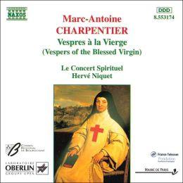 Charpentier: Vespres à la Vierge