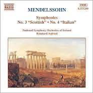 Mendelssohn: Symphonies No. 3