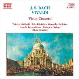 J.S. Bach, Vivaldi: Violin Concerti