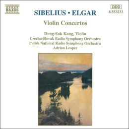 Silbelius, Elgar: Violin Concertos