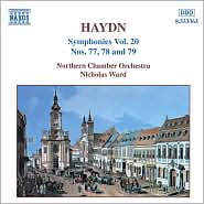 Haydn: Symphonies Nos. 77, 78 and 79