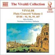 Vivaldi: Flute Concerti, Vol. 1