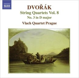 Dvorák: String Quartets, Vol. 3