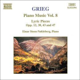Grieg: Piano Music, Vol. 8
