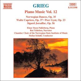 Grieg: Piano Music, Vol. 12