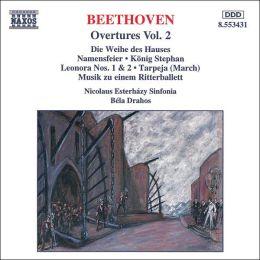 Beethoven: Overtures, Vol. 2