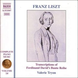 Franz Liszt: Complete Piano Music, Volume 14