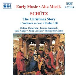 Schütz: The Christmas Story, Cantiones Sacrae, Psalm 100