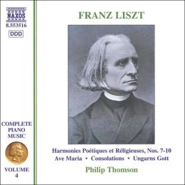 Liszt: Complete Piano Music, Vol. 4