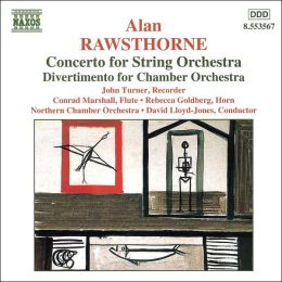 Rawsthorne: Orchestral Works
