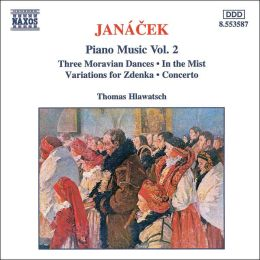 Janácek: Piano Music, Vol. 2