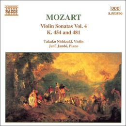 Mozart: Violin Sonatas Nos. 13 and 14