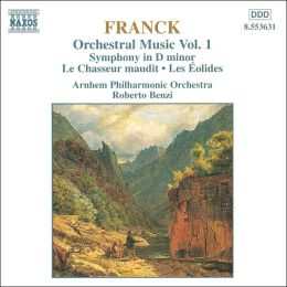 Franck: Orchestral Music Vol. 1
