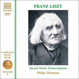Liszt: Sacred Music Transcriptions