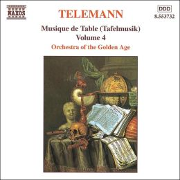 Telemann: Tafelmusik, Vol. 4