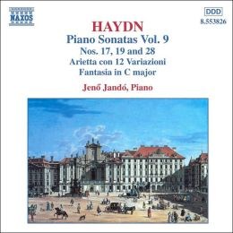 Haydn: Piano Sonatas, Vol. 9