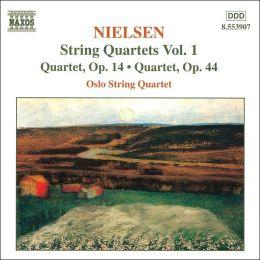 Nielsen: String Quartets