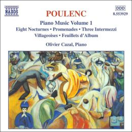 Poulenc: Piano Music, Vol. 1