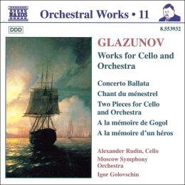 Glazunov: Orchestral Works, Vol. 11