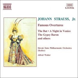 Strauss, Jr. : Famous Overtures