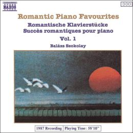 Romantic Piano Favourites Vol.1