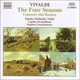 Vivaldi: The Four Seasons; Concerto alla rustica